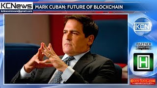 Billionaire Mark Cuban: blockchain is the way of the future