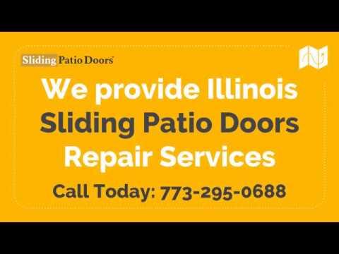 Lincolnwood Patio Door Repair - 773-295-0688