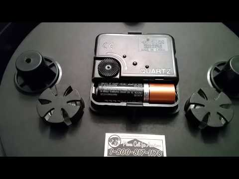 Clock Stopped Working? Battery Tip.