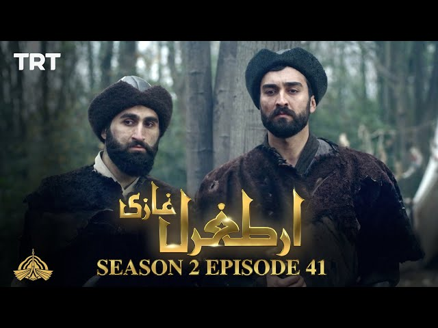 Ertugrul Ghazi Urdu | Episode 41| Season 2