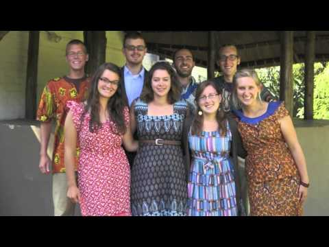Peace Corps Zambia LIFE '12 COS Slideshow