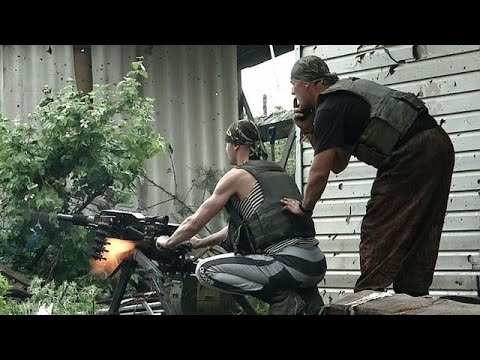 Fighting in village near Donetsk intensifies despite ceasefire