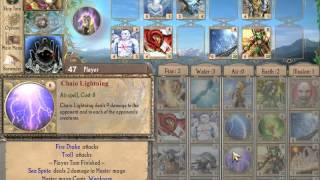 Spectromancer: Gathering of Power - Master mage - Single Duel 4