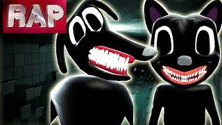 RAP DE CARTOON CAT Y CARTOON DOG   CREEPYPASTA   Doblecero Feat JayFmusic (Prod. Isu Rmx)