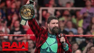 WWE Hall of Famer Mick Foley's announcement of the 24/7 Championship quickly leads to two new champions.  #Raw  GET YOUR 1st MONTH of WWE NETWORK for FREE: http://wwe.yt/wwenetwork --------------------------------------------------------------------- Follow WWE on YouTube for more exciting action! --------------------------------------------------------------------- Subscribe to WWE on YouTube: http://wwe.yt/ Check out WWE.com for news and updates: http://goo.gl/akf0J4 Find the latest Superstar gear at WWEShop: http://shop.wwe.com --------------------------------------------- Check out our other channels! --------------------------------------------- The Bella Twins: https://www.youtube.com/thebellatwins UpUpDownDown: https://www.youtube.com/upupdowndown WWEMusic: https://www.youtube.com/wwemusic Total Divas: https://www.youtube.com/wwetotaldivas ------------------------------------ WWE on Social Media ------------------------------------ Twitter: https://twitter.com/wwe Facebook: https://www.facebook.com/wwe Instagram: https://www.instagram.com/wwe/ Reddit: https://www.reddit.com/user/RealWWE Giphy: https://giphy.com/wwe