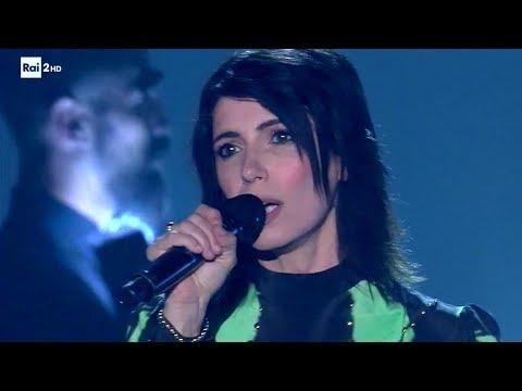 Giorgia con il nuovo singolo