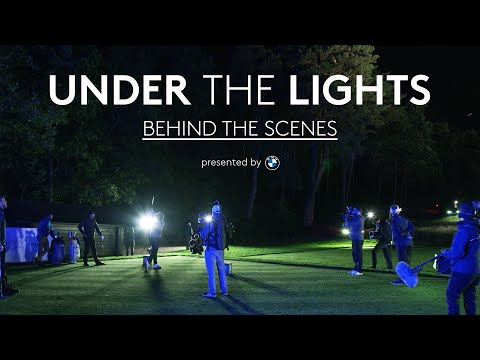 Behind the Scenes at Under The Lights