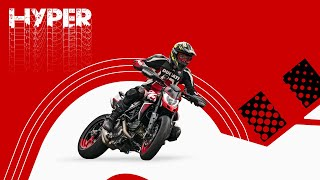 New Hypermotard 950 RVE | Game on! Level Up