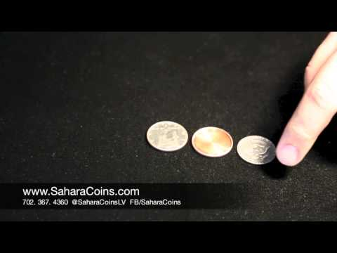 Mexican Peso inside a Kennedy Half Dollar! | How to Spot Fake Coins