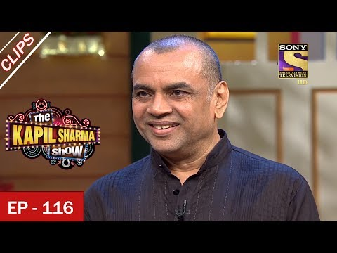 Navjot Sidhu And Paresh Rawal's Shayari - The Kapil Sharma Show - 25th June, 2017