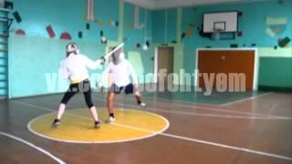 #ПОФЕХТУЕМ Девушки ФЕХТОВАНИЕ на САБЛЕ в КАЗАНИ | #gofence Girls FENCING on a SABRE KAZAN