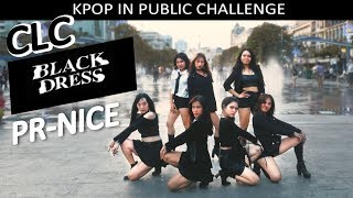 [KPOP IN PUBLIC CHALLENGE] CLC(씨엘씨) 'BLACK DRESS'  1theK Dance Cover Contest By Pr-Nice From Vietnam