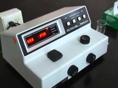 普化實驗-《分光光度計》 - YouTube