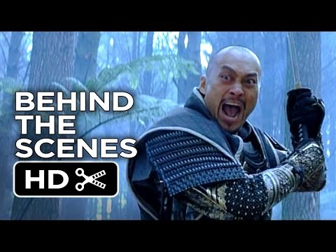 The Last Samurai Behind the s  Behind The Beheading 2003  Tom Cruise Movie HD