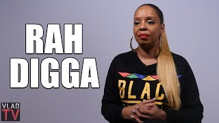 Rah Digga on Getting Pregnant by Groupmate, Joining Busta Rhymes' Flipmode Squad (Part 3)