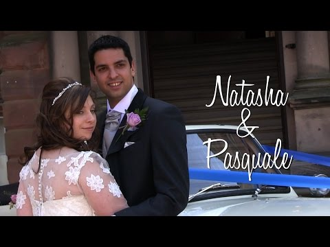 Natasha & Pasquale: Keele Hall Wedding video