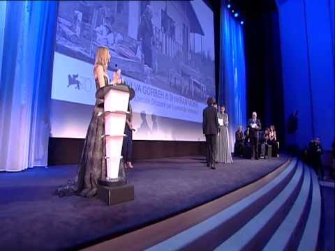 70th Venice Film Festival - Awards Ceremony (Full video)