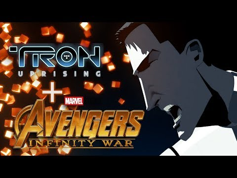 Tron: Uprising - Season 2 Trailer (Avengers Infinity War Style)