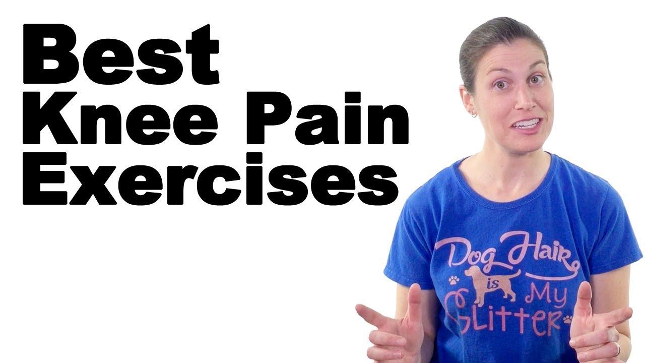 90bb9500828 10 Best Knee Pain Strengthening Exercises – Ask Doctor Jo - YouTube