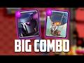 Clash Royale - PEKKA Balloon COMBO!