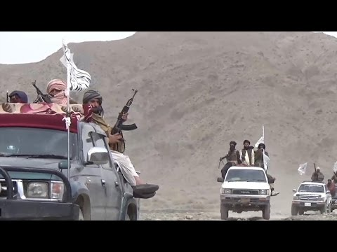 Russia allegedly supplying Taliban with weapons