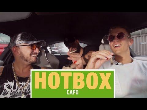 Hotbox mit Capo, Azzi Memo und Marvin Game   16BARS.TV