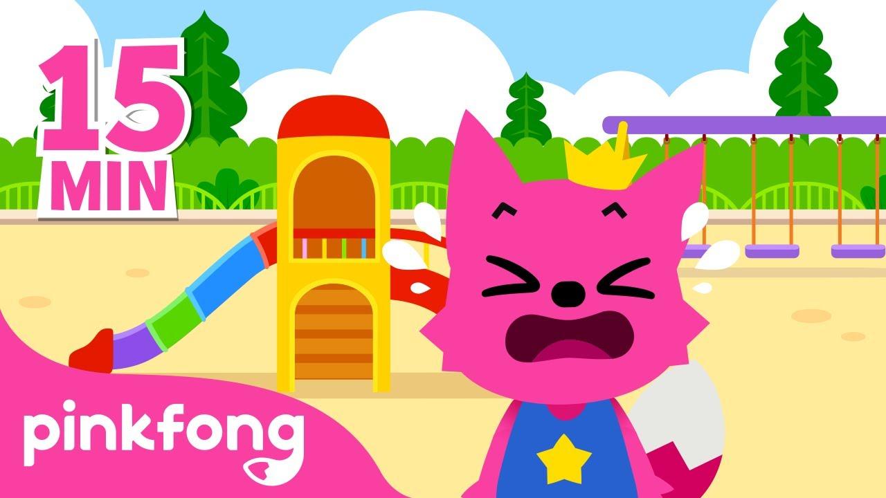 Pinkfong Aprende Buenos Hábitos | Hábitos Saludables | +Recopilación | Pinkfong Canciones Infantiles