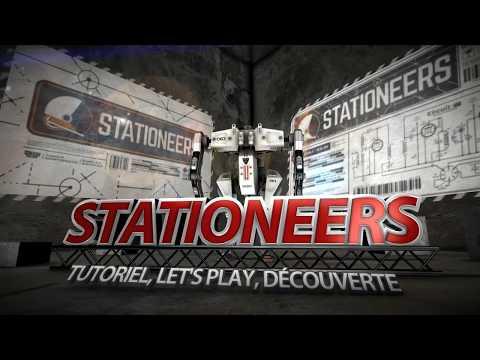 Stationeers, Tuto Panneaux Solaires Automatique, FR