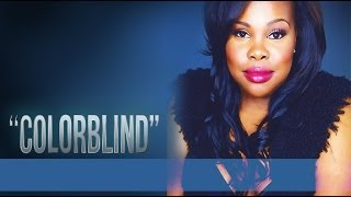 "Amber Riley - ""Colorblind"" (Subtitulada al Español & English lyrics)"