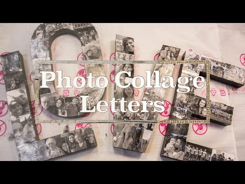 photo-collage-letters