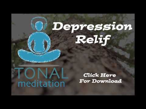 Depression Relief ~ Binaural Beats + Relaxing Ambient Music (HQ)