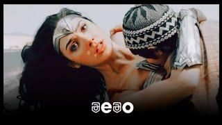 Kosandra Remix || Wonder Woman (fight scene) Miyagi & Andy Panda || Music Video