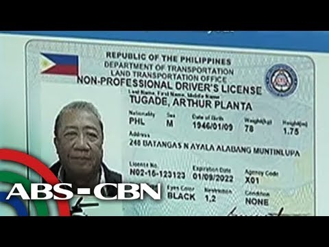 TV Patrol: Bagong driver