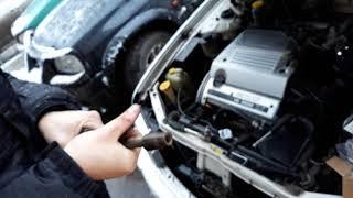 Замена наканечников катушки заднего ряда Nissan Cefiro/Maxima A32