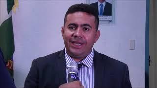 Giuvan de Sousa sobre o seu apoio ao vereador Samuel para a presidência da câmara vereador