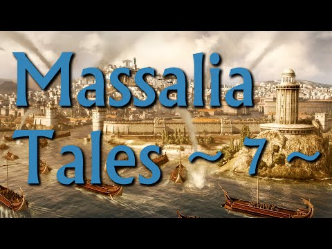 Massalia Tales Episode 7 - Rome II Narrative Let's Play (Divide Et Impera Mod)