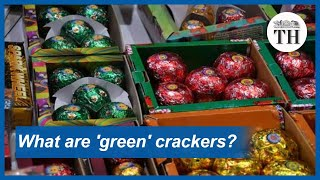 What are 'green' crackers?