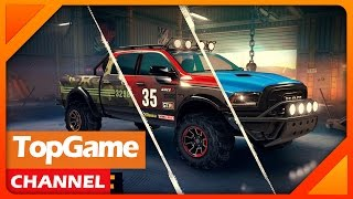 [Topgame] Top 4 game mobile mới của GAMELOFT 2017 | Android-IOS