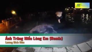 [Karaoke] Ánh Trăng Hiểu Lòng Em (Remix) - Lương Bích Hữu (Beat HD)