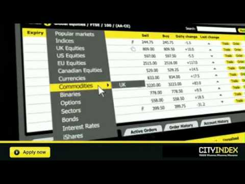 City Index: CFDs Explained