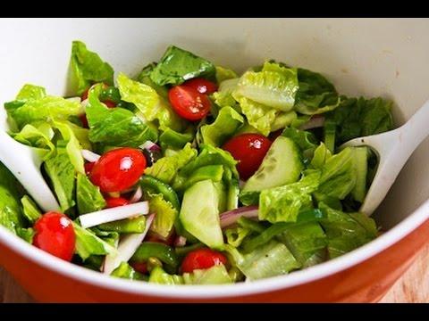 "Vegetable Salad Recipe ""Healthy Dishes"" ""Vegetarian Recipes"" ASMR"