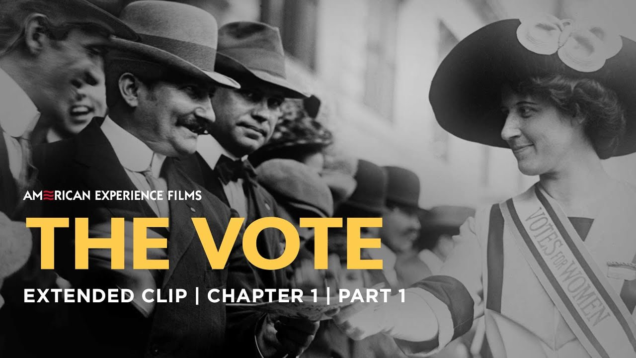 Chapter 1 | Part 1 | The Vote | American Experience | PBS