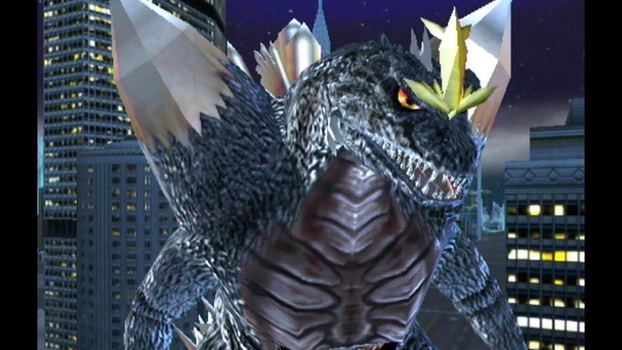 Godzilla Unleashed Biollante