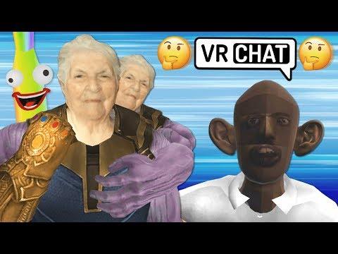 BRO... THAT'S KINDA CRINGE - VRChat Funny Moments