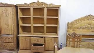 showcase collection with price( কাঠের ওয়াল শোকেজের দাম। Segon wooden Wall showcase Price)