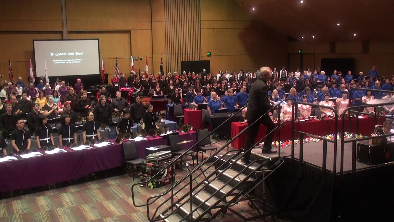 IHS 2018@ Cairns - Gala Massed Ringing Concert 2