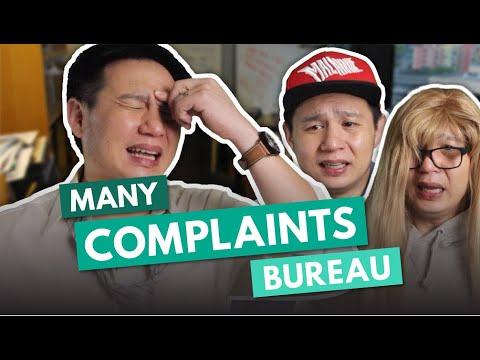 MANY COMPLAINTS BUREAU
