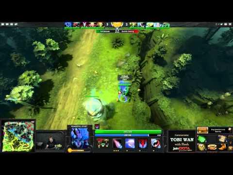 EG vs Quantic TD 11 LB Game 1