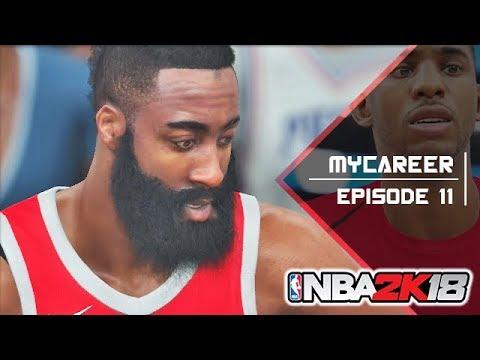[MyCareer]: GEGEN THE BEARD (vs. Houston Rockets) - NBA 2K18 [011] - Lets Play | Maxx | Deutsch