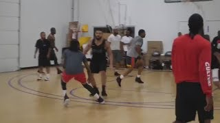Drake's OVO and Quavo's Quality Control Play A Basketball Game thumbnail